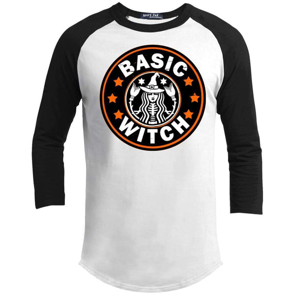 BASIC WITCH Unisex 3/4 Sleeve Raglan