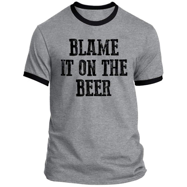 BLAME IT ON THE BEER