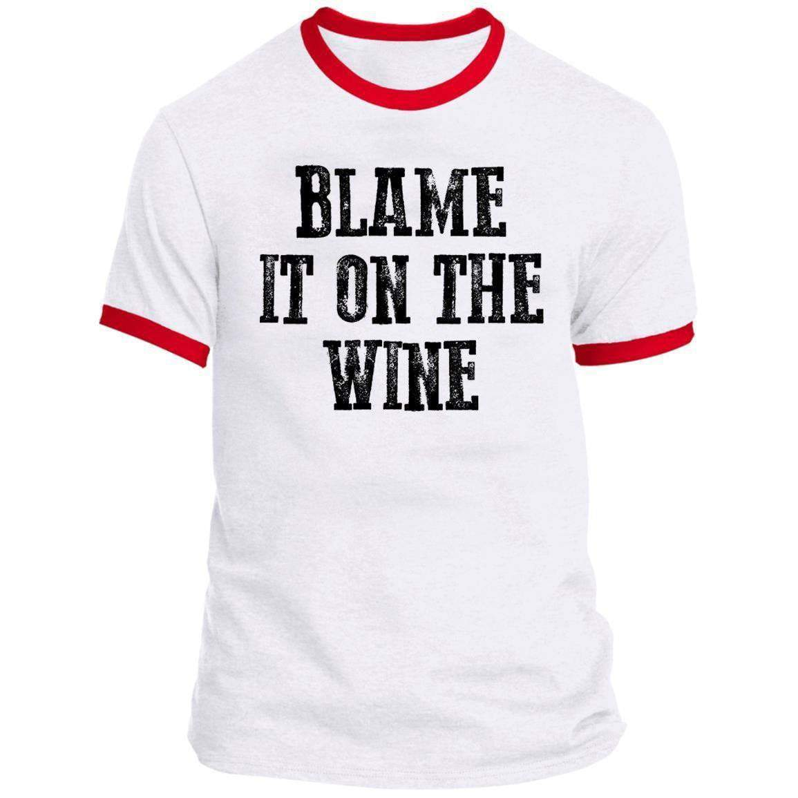 BLAME IT ON THE WINE