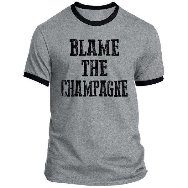 BLAME THE CHAMPAGNE