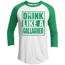 Drink Like A Gallagher
