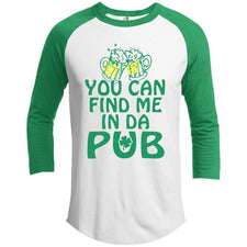 T-Shirts - Find Me In Da Pub