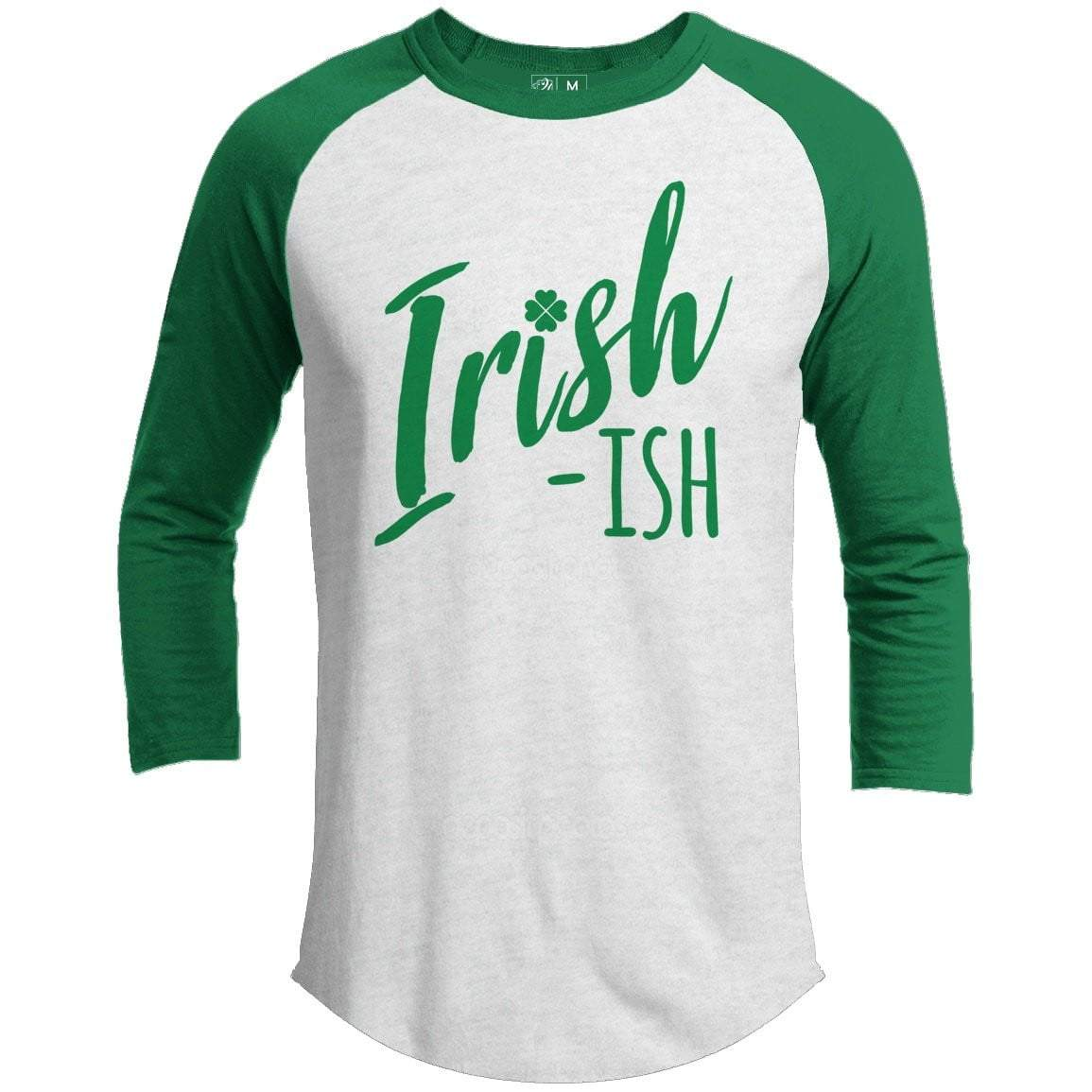 Irish Ish St. Patrick's Day Raglan