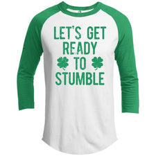 T-Shirts - Let's Get Ready To Stumble