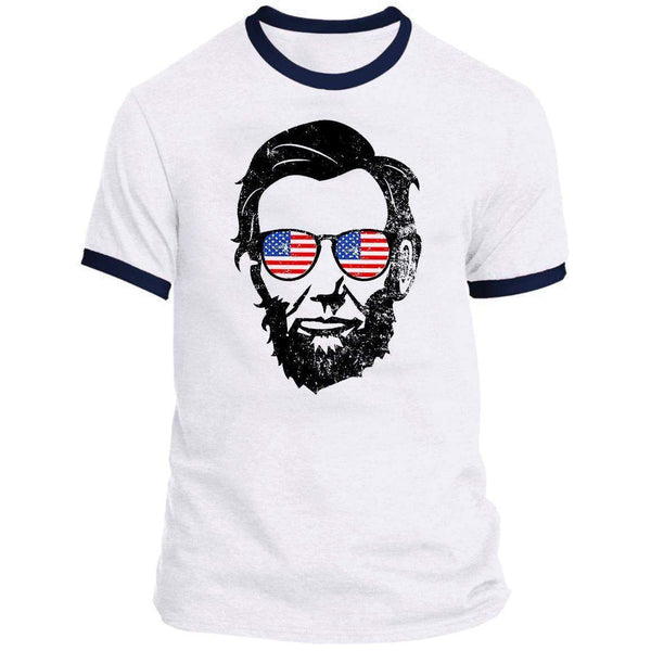 LINCOLN SHADES Ringer Tee