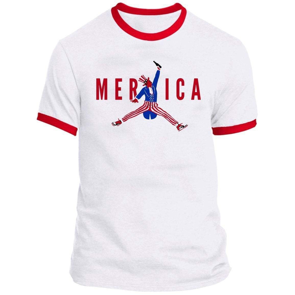 d13933df8 Funny Ringer Tees, American, Patriotic Shirts | 21 Threads