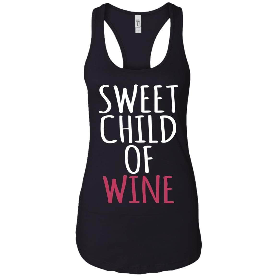 Sweet Child Women's Racerback Tank
