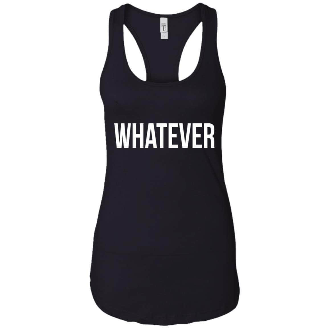 Whatever Women's Racerback Tank