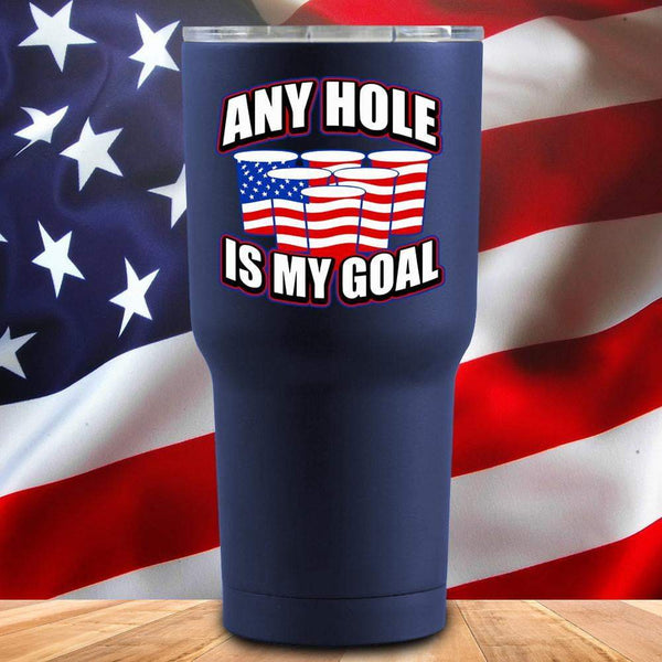 Any Hole 3D UV Tumbler