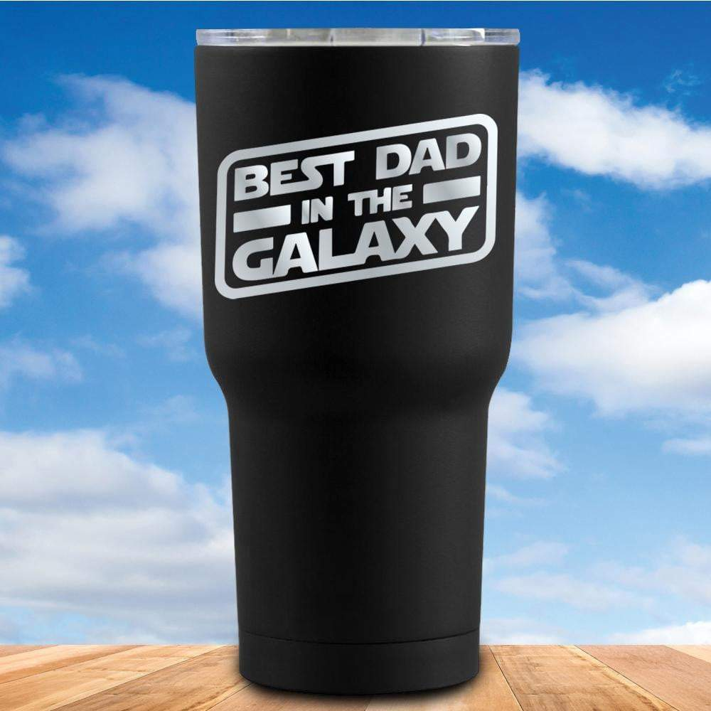 Best Dad In Galaxy Tumbler