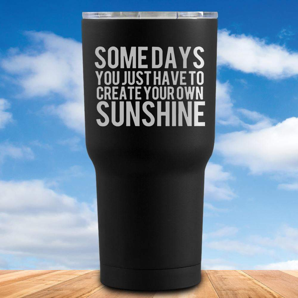 Create Your Own Sunshine Tumbler