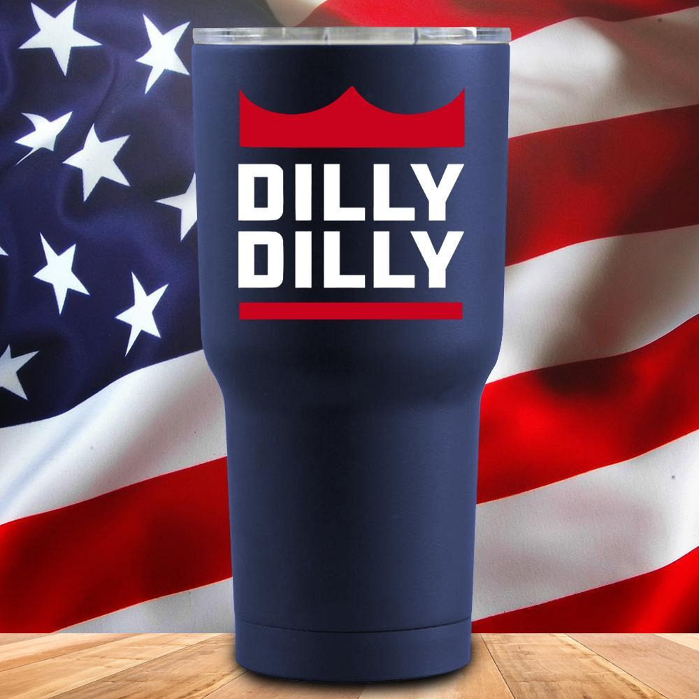 Dilly Dilly 3D UV Tumbler