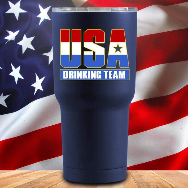 Dream Team Drinking 3D UV Tumbler