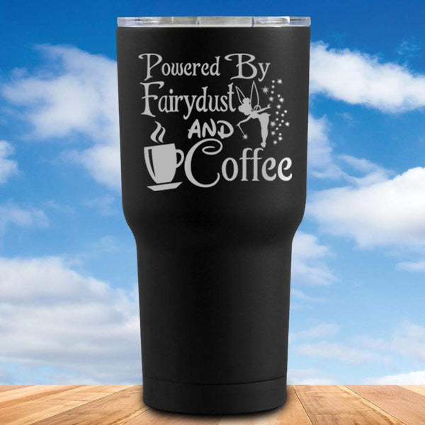 Fairydust And Coffee Tumbler