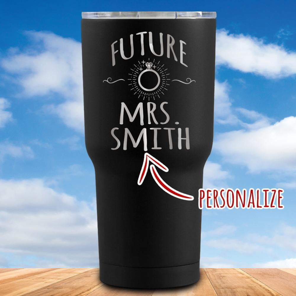 Future Mrs. Personalized Tumbler