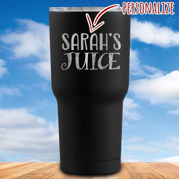 Kids Juice Personalized Tumbler