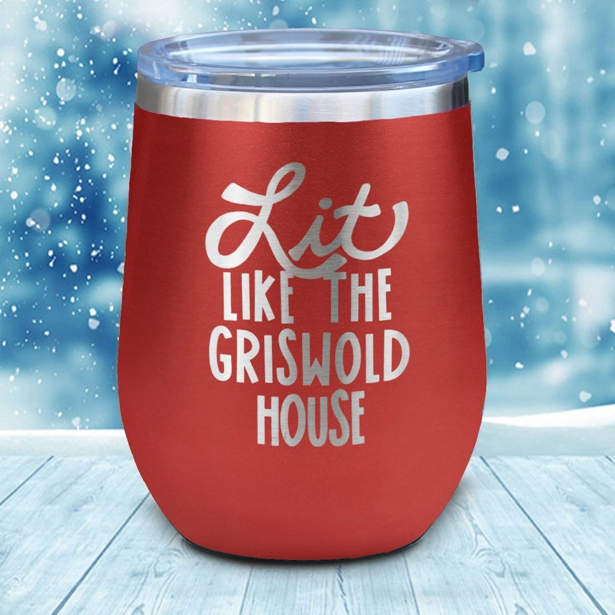 Download Christmas Wine Glasses | Funny Wine Glasses | 21 Threads