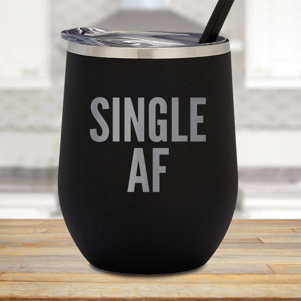 Single AF Stemless Wine Cup