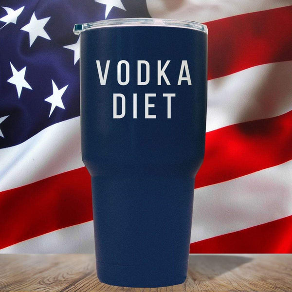 VODKA DIET 3D UV Tumbler