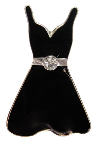 Black Dress Key Finder