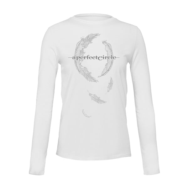 Feathers Ladies Long Sleeve