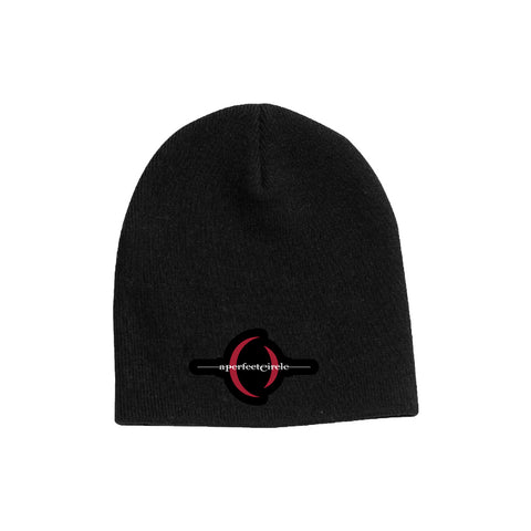 Logo Patch Knit Beanie