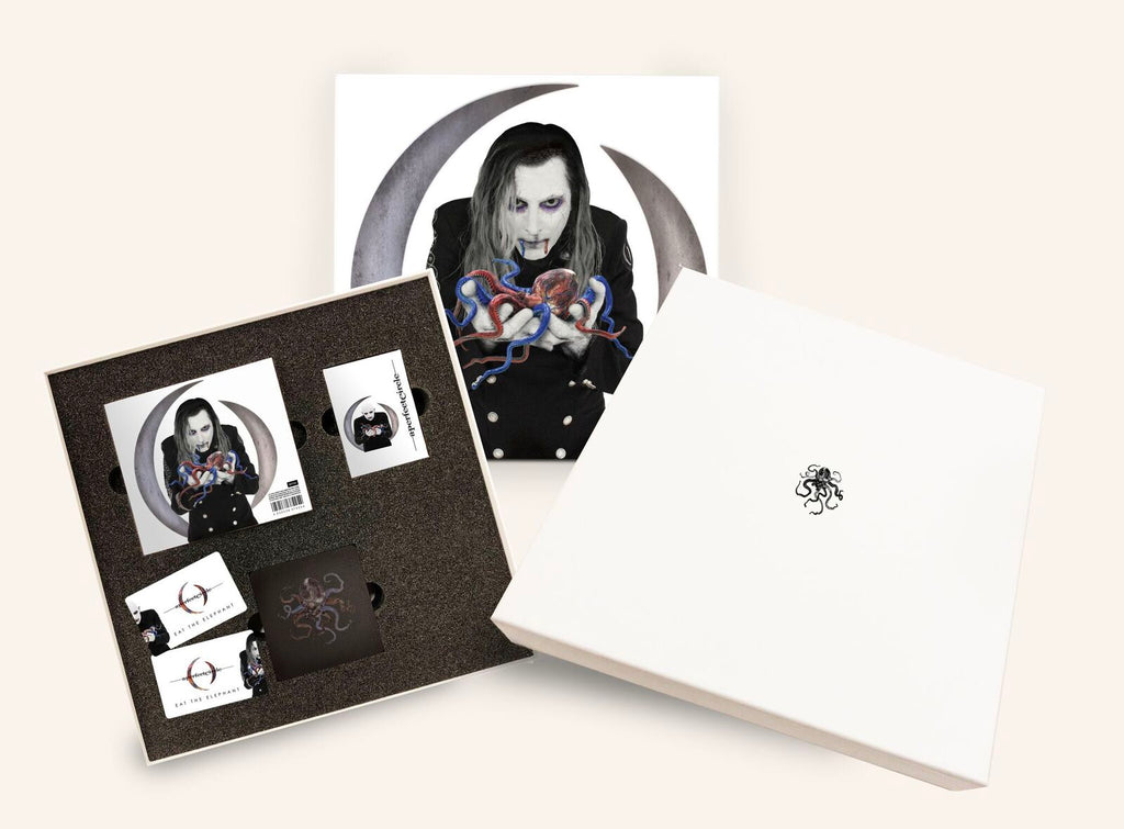 Eat The Elephant Deluxe Box Set A Perfect Circle Store