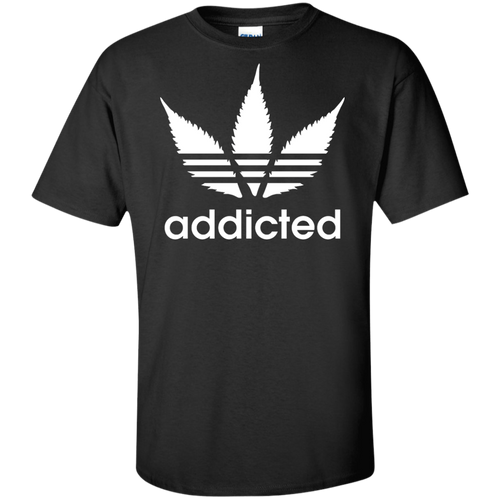 AddicTee - White - Tall
