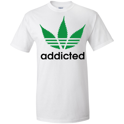 AddicTee - Green - Tall