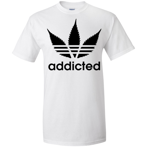 AddicTee - Black - Tall