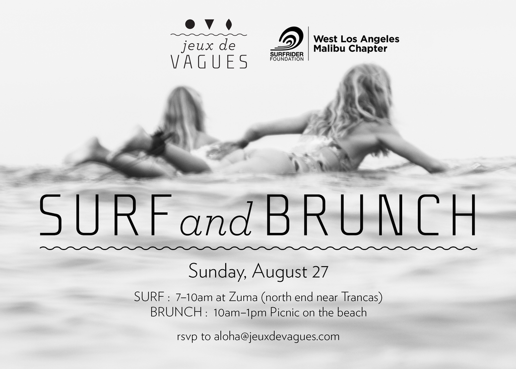 Surf + Brunch™ Summer Series