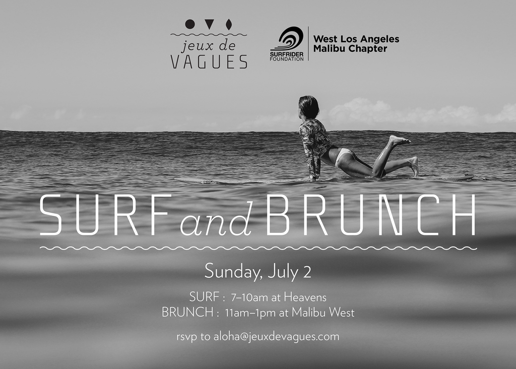 Surf + Brunch