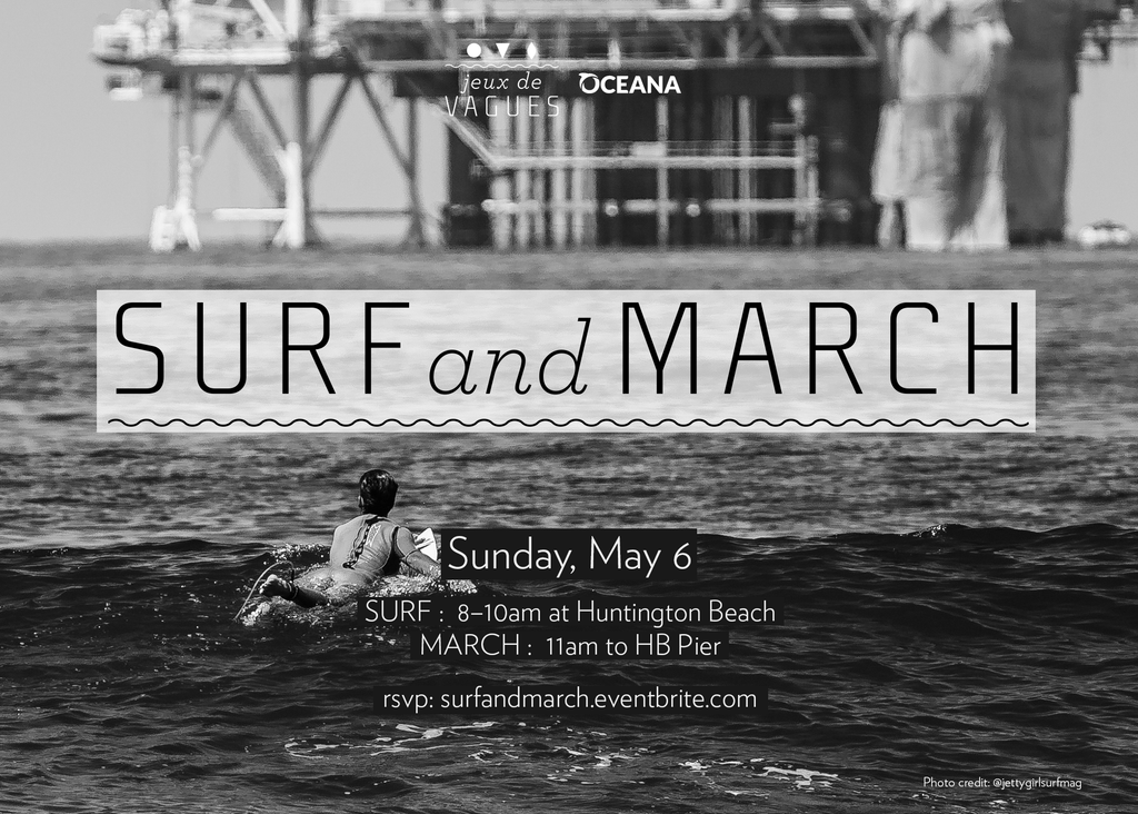 Surf + March