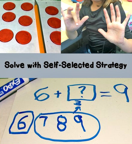 Numberless Math Word Problems: A Strategy that Works!   Primary Bliss