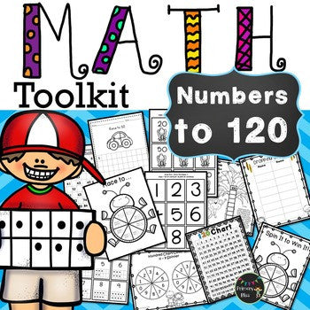 Math Toolkit For Numbers To 120