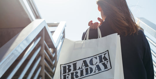 How to be a mindful consumer this Black Friday
