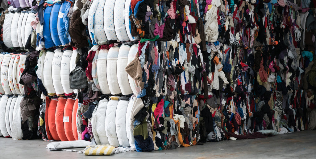 What happens to the clothes we don't buy?
