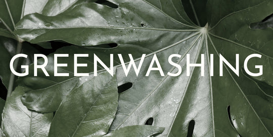 What is greenwashing and how to spot it