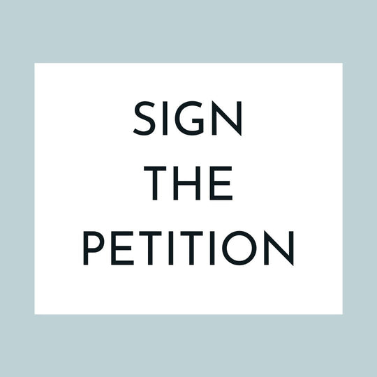 1.	SIGN THE PETITION (1 min)