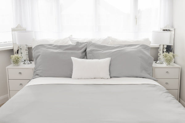 Organic cotton bedlinen from Nour Luxury