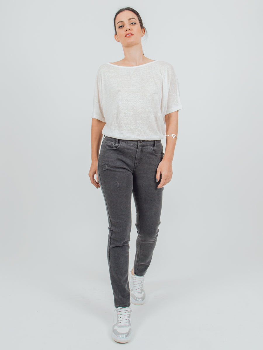 Neelum knit top - VILDNIS