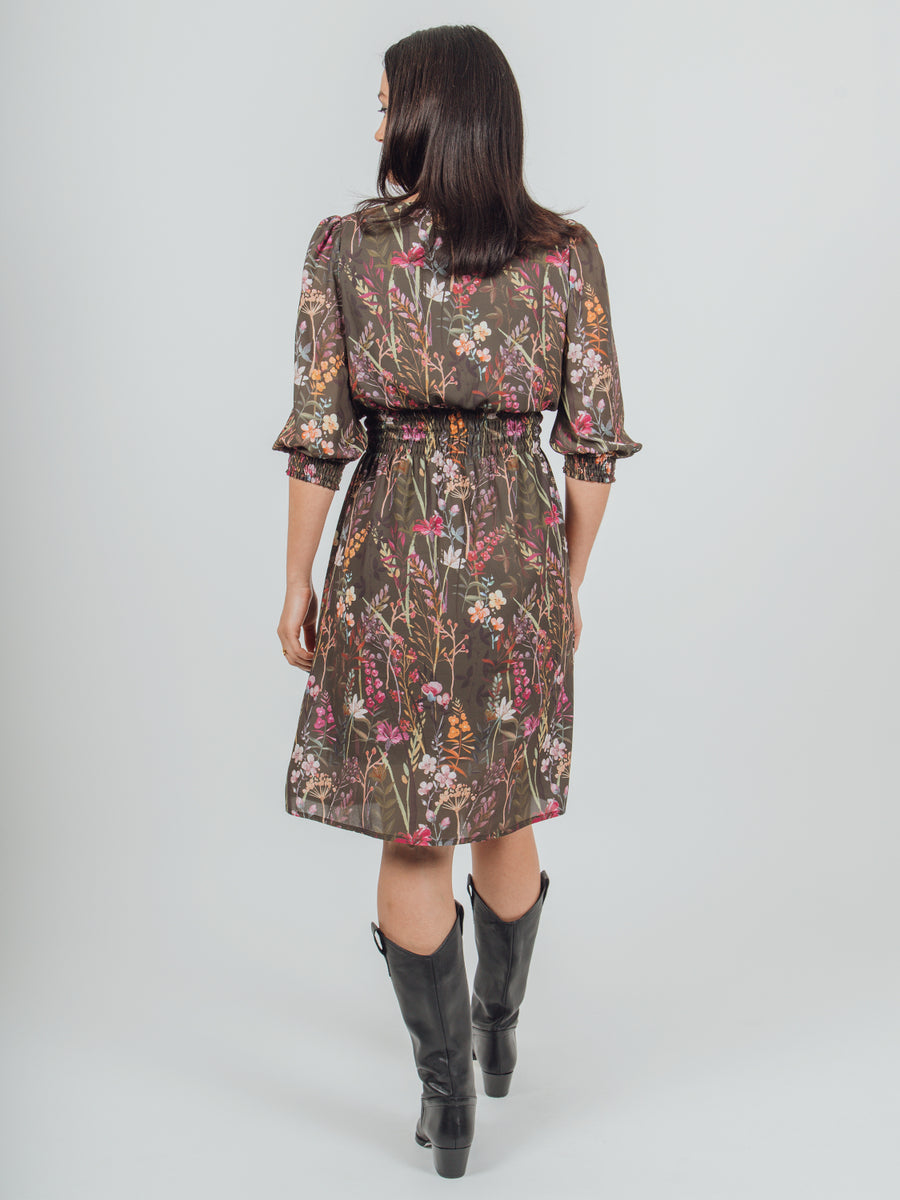Anza-Borrego dress - VILDNIS