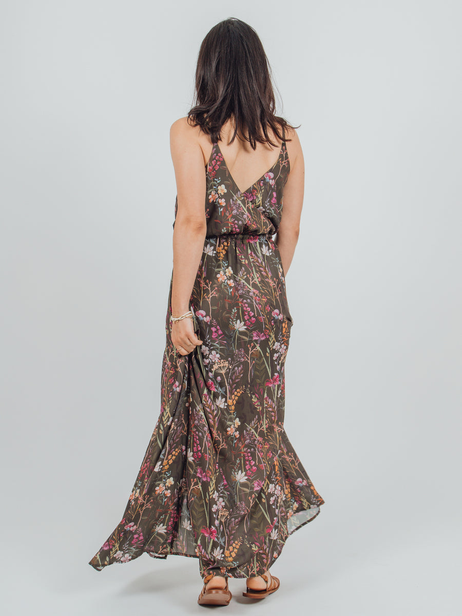 Carrizo maxi dress - VILDNIS
