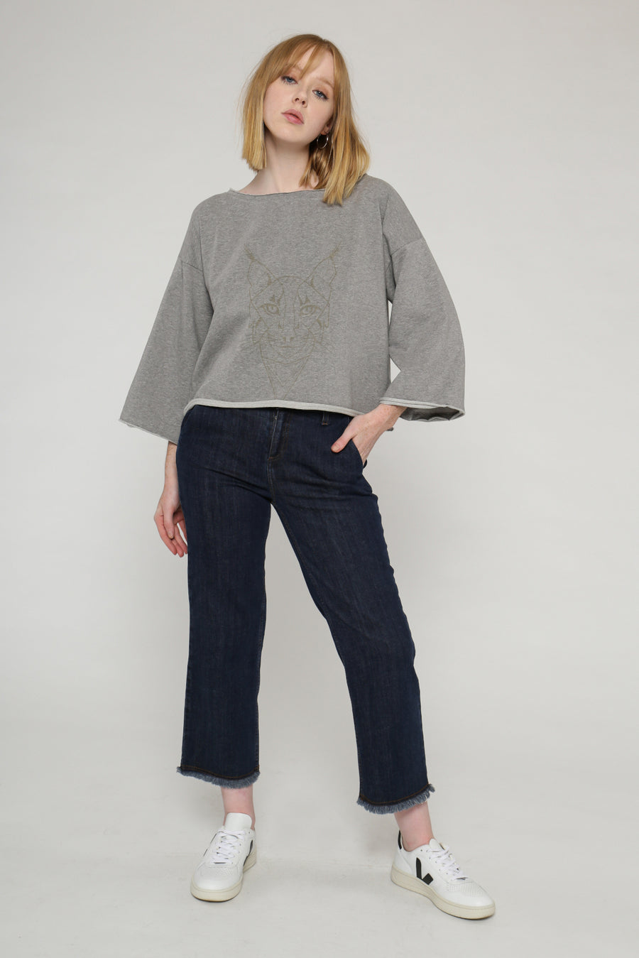 Moraine 7/8 jeans