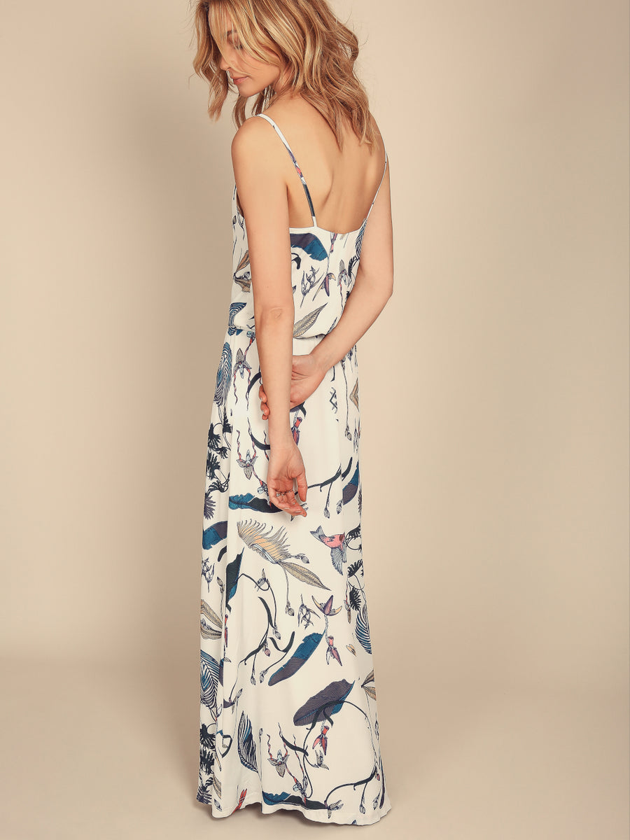 Tortuguero maxi dress - VILDNIS
