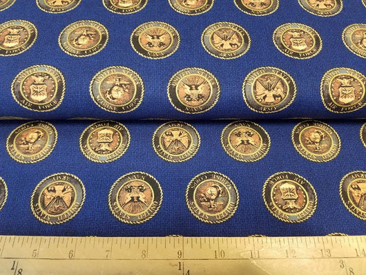 US Military Emblems- Cotton Woven