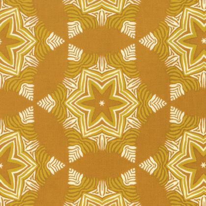 Hello Love: Gold Guru - Cotton Woven