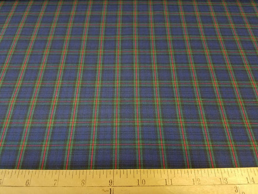 Campbell Colorway Tartan Shirting Plaid