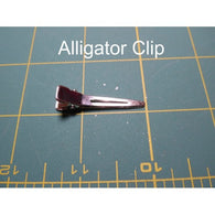 Alligator Clip Hardware