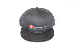 DM Motorsports Grey Logo Hat